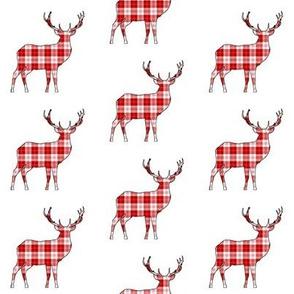 Tartan Deer // Clan Menzies