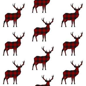 Tartan Deer // Clan MacGregor