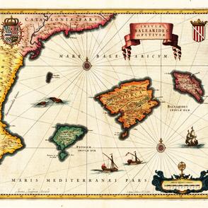 """Balearic Islands (42""""W)"""