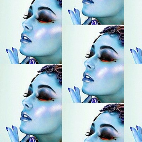 Don't Be Blue  Beautiful Lady