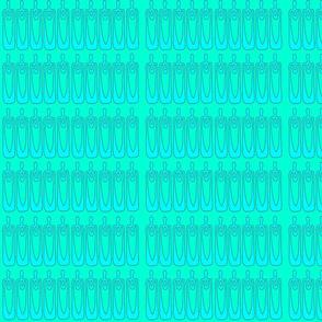 Human- bluegreen