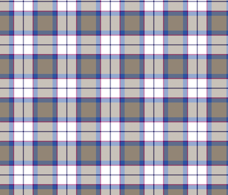 Fiodh Scot Plaid fabric by jewelraider on Spoonflower - custom fabric