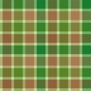 Earth Scot Plaid