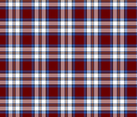 American Scot Plaid fabric by jewelraider on Spoonflower - custom fabric