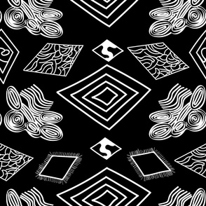 Black-and-White-Diamonds