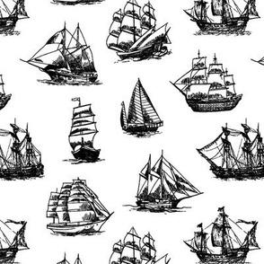 Sailing Ships // Small