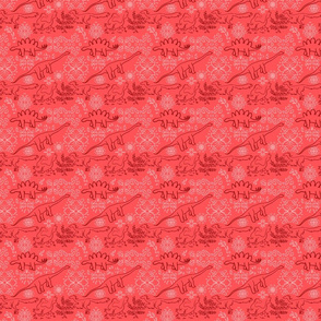 dinostyle red.