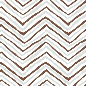 brown grey zig zag brown grey chevron upholstery