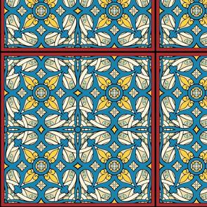 medieval bandanna