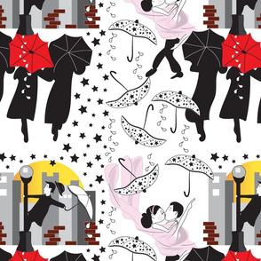 Singing in the Rain, Center Stage Design Challenge