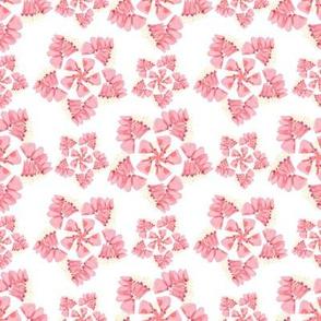 Lotus Watercolor Floral
