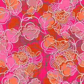 Pink Dream floral