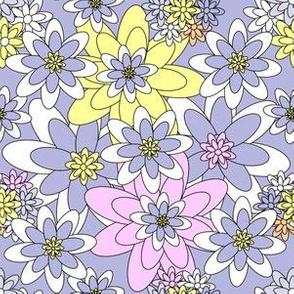 Victorian Flora Ellen Bride Wedding Fabric Collection