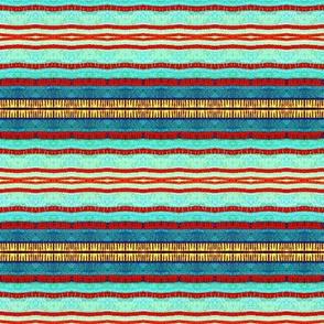 Southwest Blanket Striped