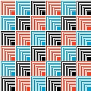 Concentric Frame - Pop A