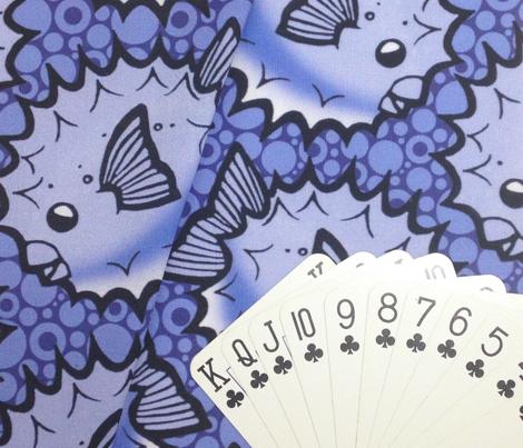 Fugu - Blue
