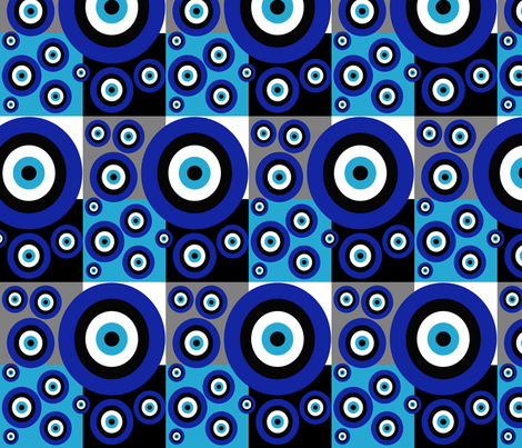 Window to the Soul fabric by terrikjones on Spoonflower - custom fabric