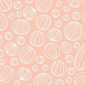 Geo Circles - Pink