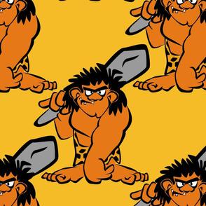 caveman ochre