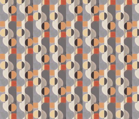 Ola's jazz violin fabric by miamaria on Spoonflower - custom fabric