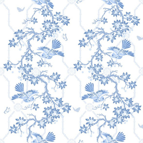 JuJin Chinoiserie blueberry