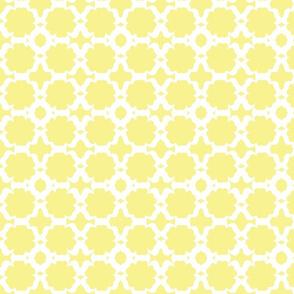 Morocco Garden - lemon