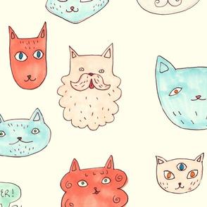 cat swatch