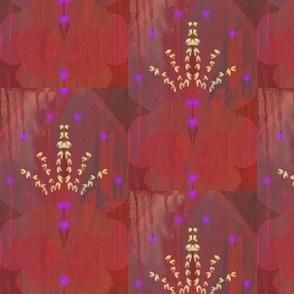Coral Snow Bells