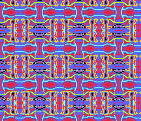 Shocking fabric by adrianne_vanalstine on Spoonflower - custom fabric
