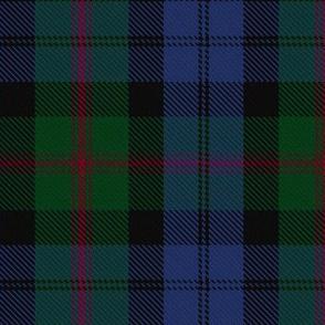 Clan Baird Tartan // Large