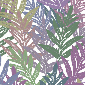 soothing tropical fern