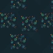 Midnight florals - 05