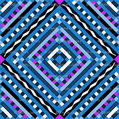 kilim diamond k 8x8