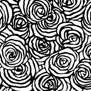 Deco Rose Pile