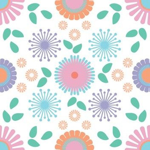 Colourful Flower mix