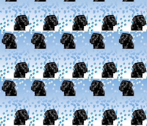 Labrador Retriever fabric by altrincham on Spoonflower - custom fabric
