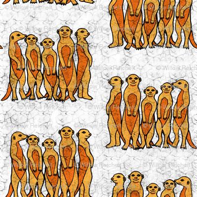 Meerkat Batik