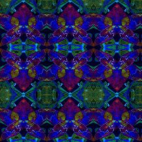 Cobalt Kilim