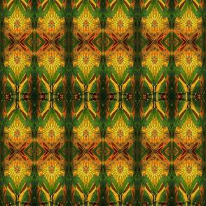 Paradox Kilim in Jade