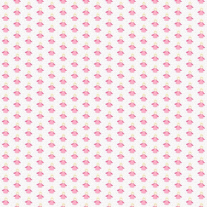 angel pink dotted