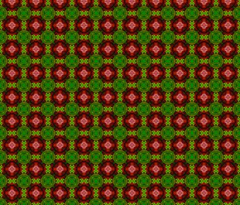KALIDAGREEN_CINNAMON fabric by mikimun on Spoonflower - custom fabric