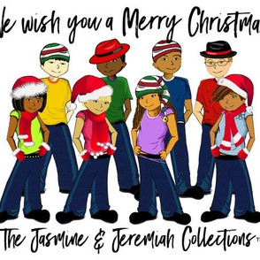 Kayde Gray Merry Christmas Crew