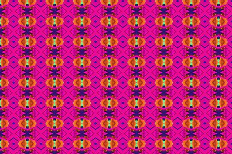 Neo-Miami 1 fabric by susaninparis on Spoonflower - custom fabric