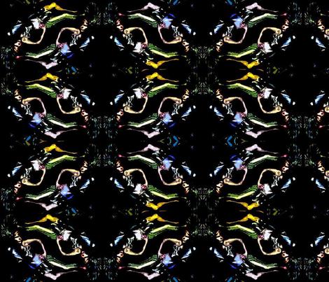Greek Lady Valkyrie fabric by libertydesigns on Spoonflower - custom fabric