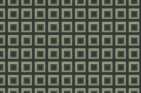 black & green fabric by johannak on Spoonflower - custom fabric