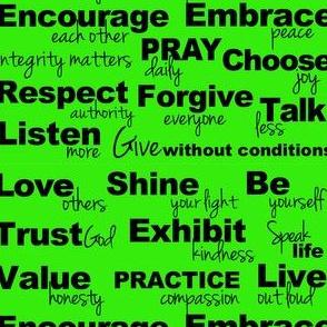 Kayde Gray Values