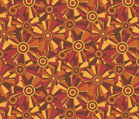 Jua fabric by jjtrends on Spoonflower - custom fabric