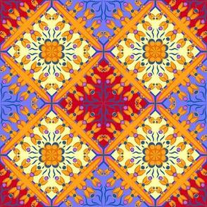 Spanish Tile 6