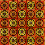 Spanish tiling