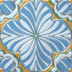 Spanish Tile 8
